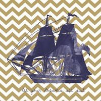 Set Sail 2 Framed Print