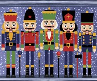 Nutcracker Fine Art Print