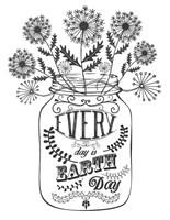 Earth Day Fine Art Print