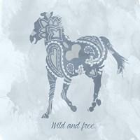 Horse Wild Fine Art Print