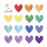 WC Hearts Fine Art Print