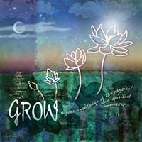 Grow Fine Art Print
