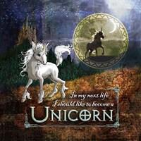 Unicorn Fine Art Print
