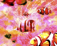 Undersea LV Fine Art Print