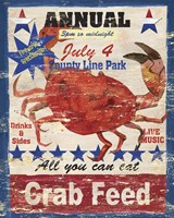 Crab Feed Fine Art Print