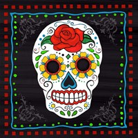 Sugar Skull I Fine Art Print
