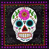 Sugar Skull II Fine Art Print