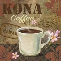 Kona Coffee Fine Art Print