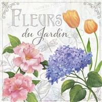 Fleurs I Fine Art Print