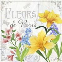 Fleurs II Fine Art Print