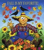 Scarecrow Fine Art Print
