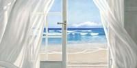 Window by the Sea (detail) Fine Art Print