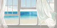 Emerald Seascape Fine Art Print
