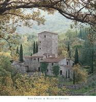 Hills of Chianti Fine Art Print