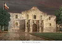 The Alamo Fine Art Print