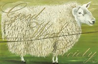 Good Wool Society Fine Art Print