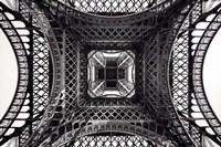 Eiffel II Fine Art Print