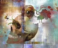 Skulliage Fine Art Print