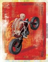 Biker 2 Fine Art Print