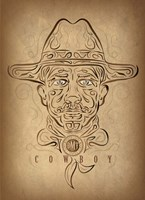 Cowboy Fine Art Print