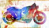 Moto V Fine Art Print