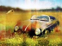 Speedster Fine Art Print