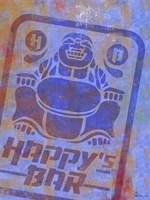 Happy Bar Fine Art Print