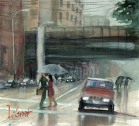Downtown Love Fine Art Print