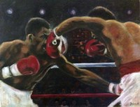 Leonard Hearns Fine Art Print