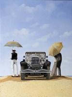 Baci nel Deserto Fine Art Print