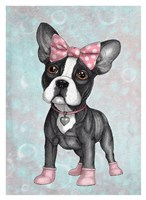 Sweet Frenchie Fine Art Print