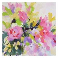 Wild Rose Garden Fine Art Print
