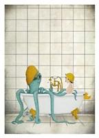 Bath Time Fine Art Print