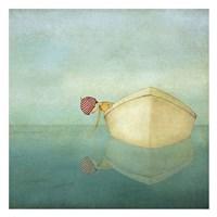 On the Sea Fine Art Print