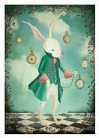 The White Rabbit Fine Art Print