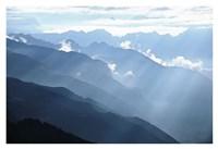 Himalayan Mountains Fine Art Print