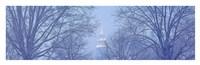 NYC Winter Fine Art Print