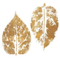 Gold Otono I (gold foil) Fine Art Print