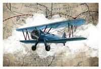Biplane 1 Fine Art Print