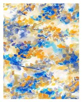Canopy Blue Fine Art Print