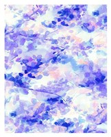 Canopy Purple Fine Art Print