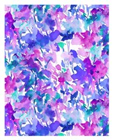 Local Color Purple Fine Art Print