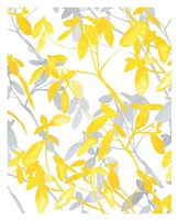 Premonition Yellow Fine Art Print