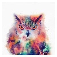 The Wise II Fine Art Print