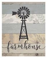 Farmhouse Fine Art Print