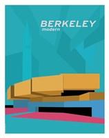 Berkeley Modern Fine Art Print
