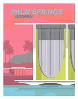 Palm Springs Modern Fine Art Print
