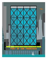 Port of San Francisco Fine Art Print