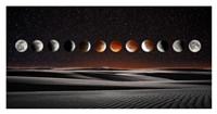 Blood Moon Eclipse Fine Art Print