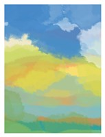 Break in the Weather Fine Art Print